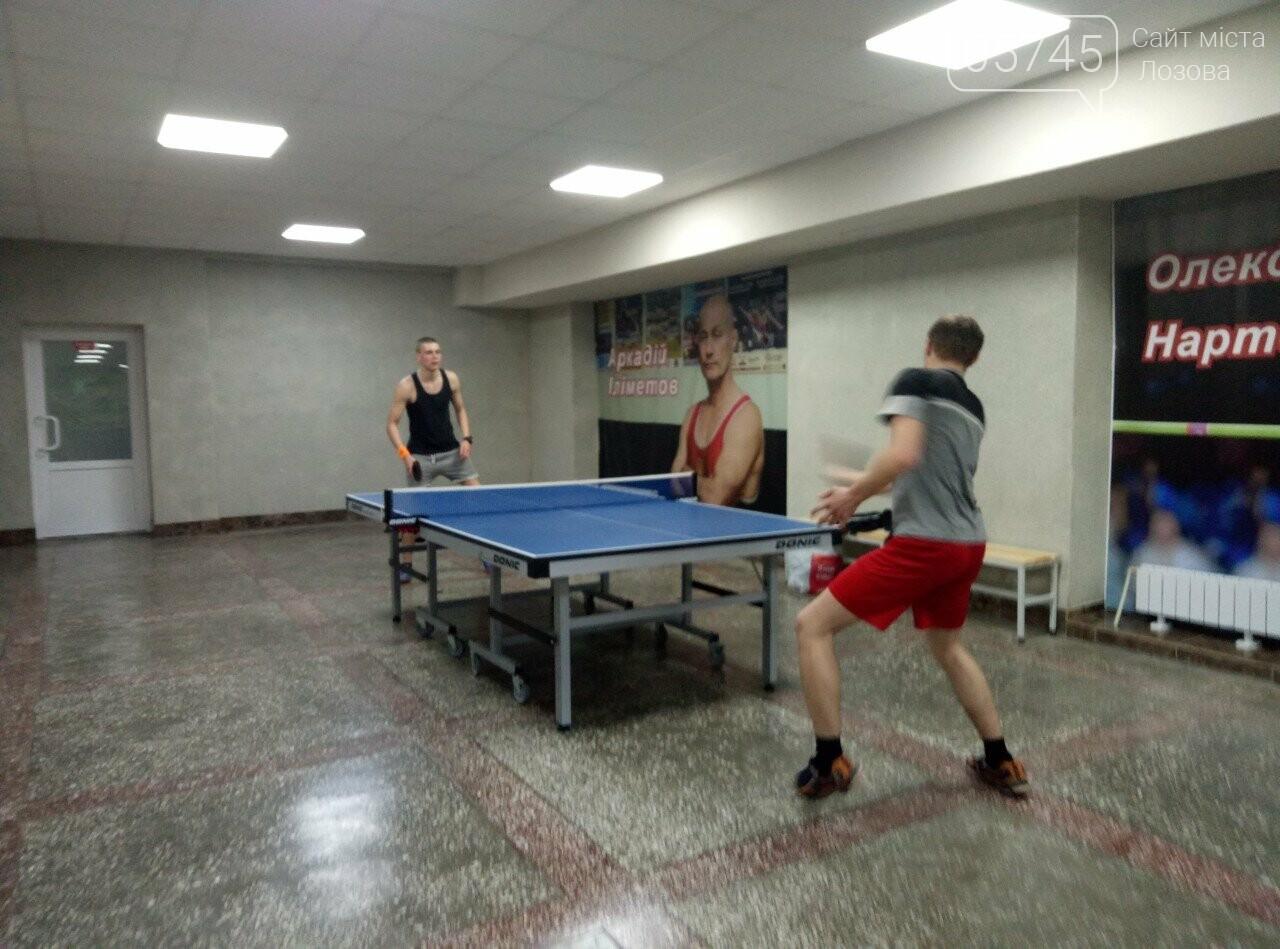 В Лозовой провели чемпионат по настольному теннису среди студентов , фото-4