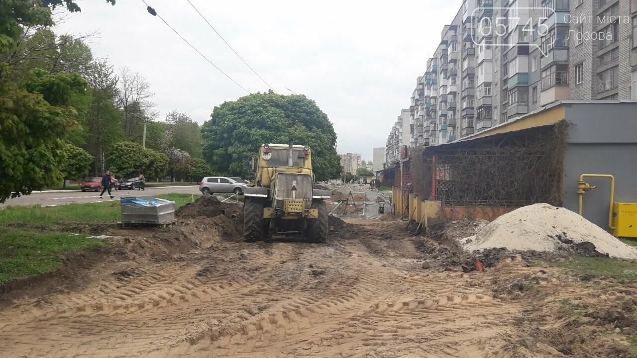 В Лозовой заканчивают реконструкцию водопровода по проспекту Победы, фото-4