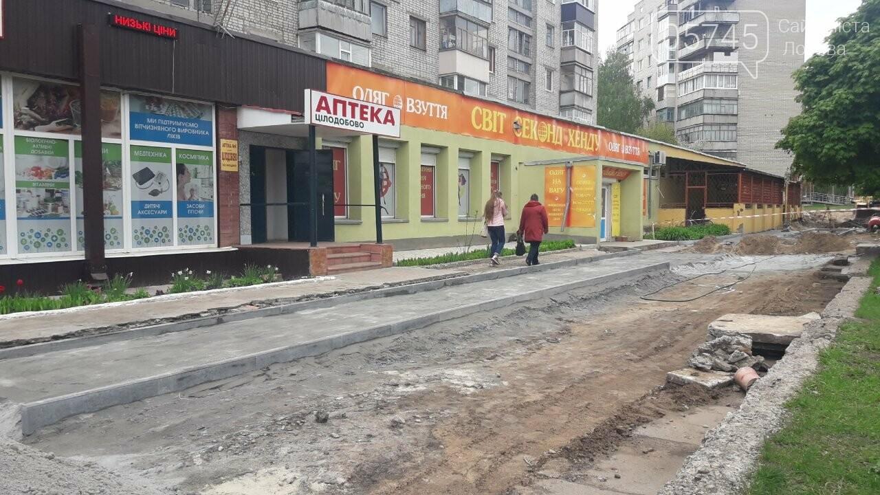 В Лозовой заканчивают реконструкцию водопровода по проспекту Победы, фото-1