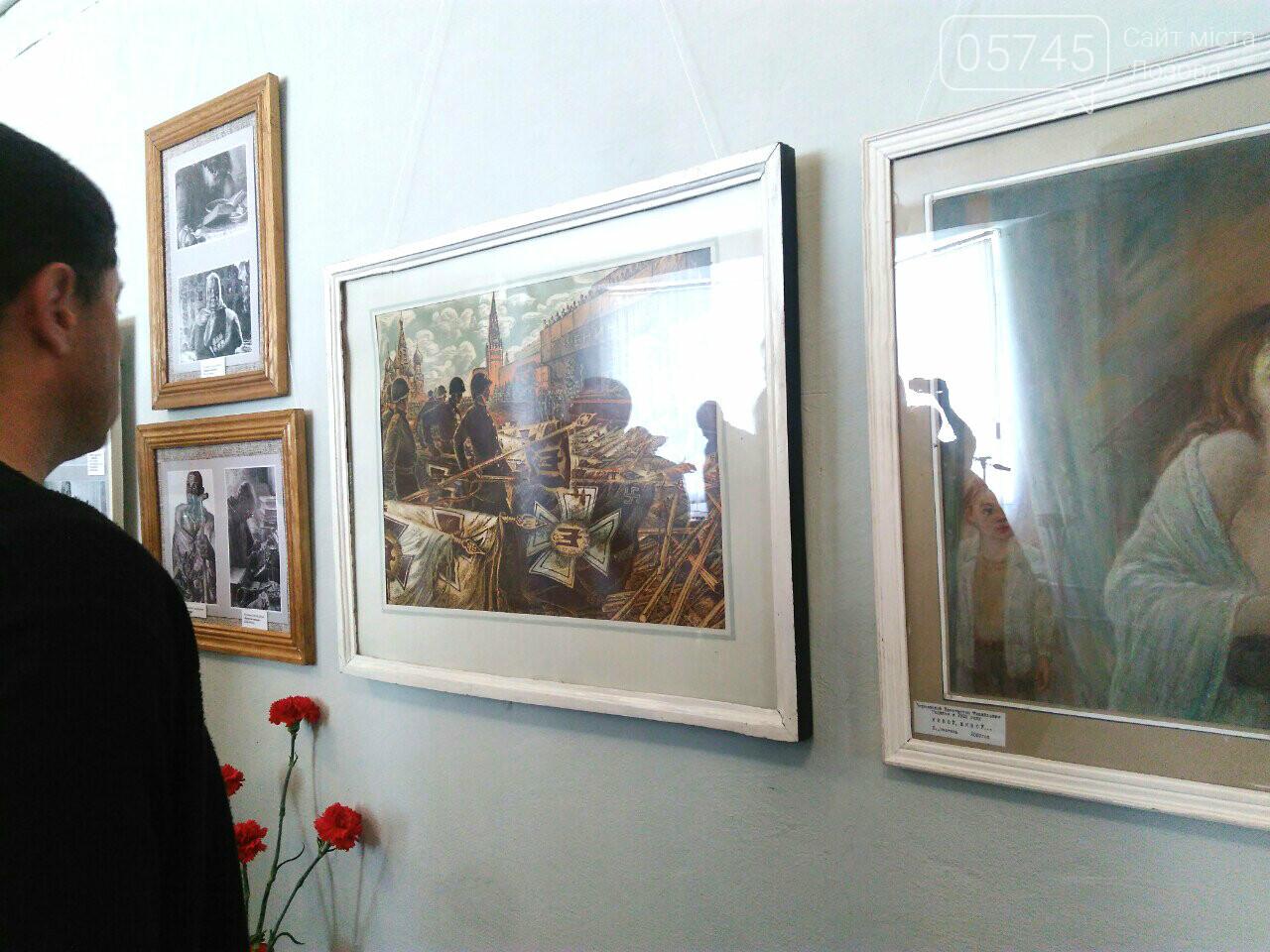 """В Лозовском музее открылась выставка """"Лица забытых победителей"""", фото-3"""