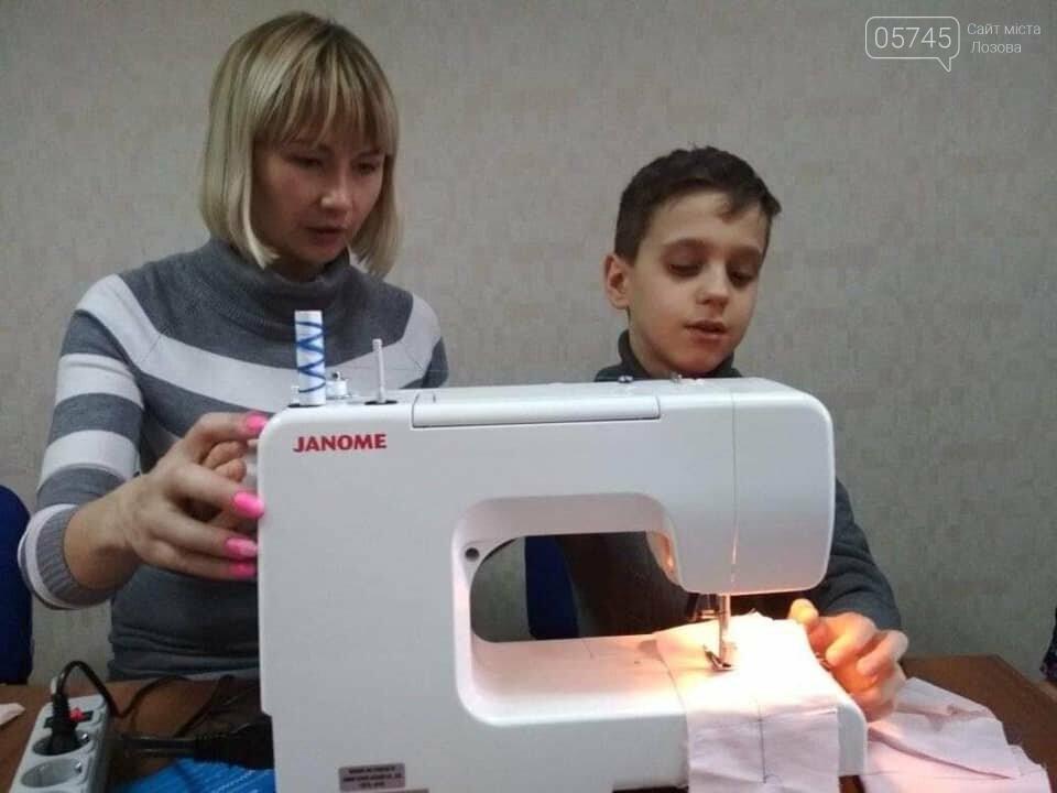 В Лозовой учат делать кукол из текстиля , фото-3