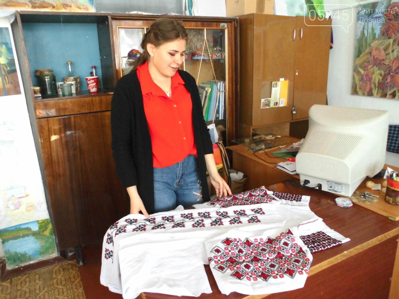 В Лозовой создают уникальные вышиванки , фото-5