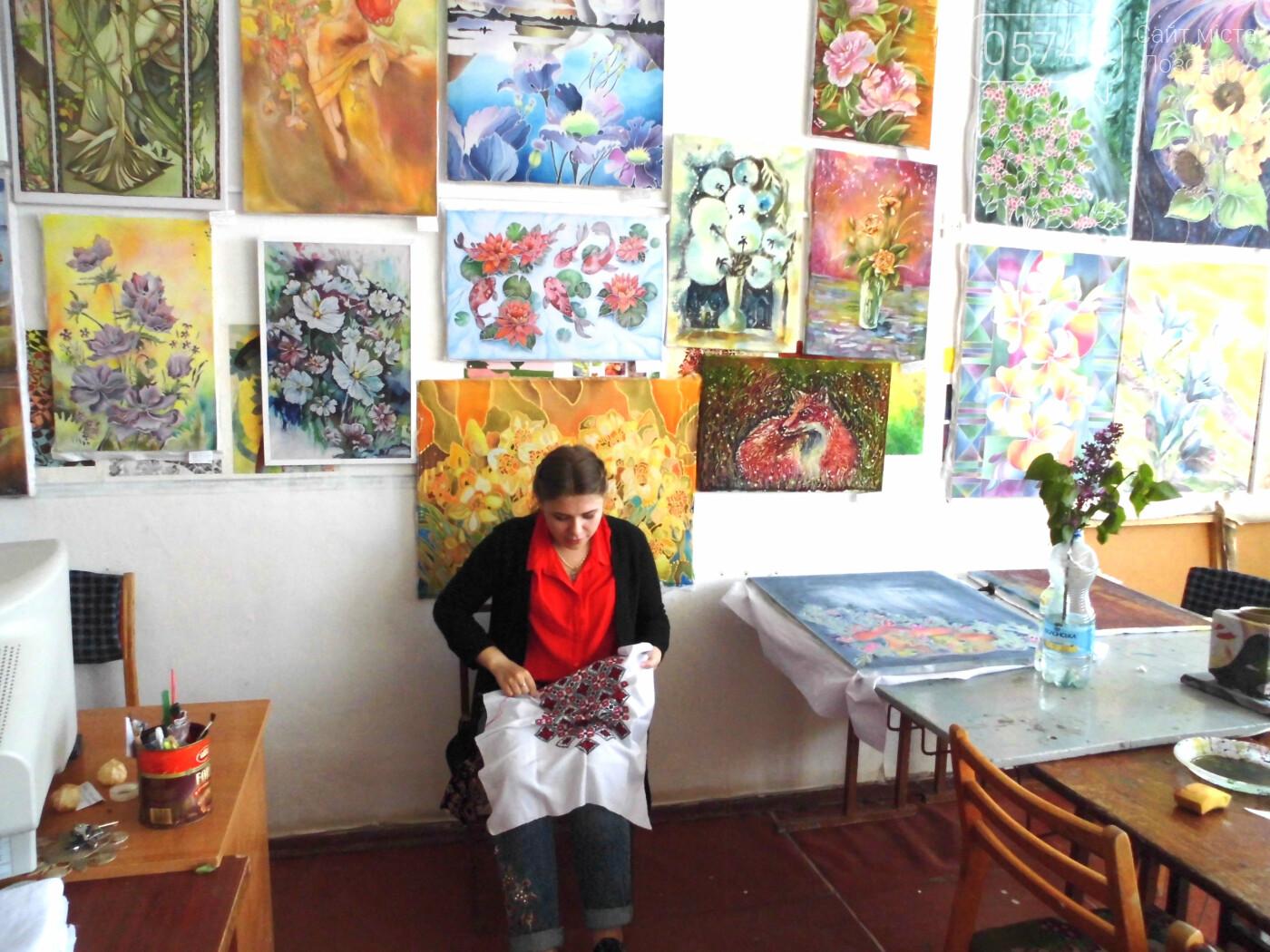 В Лозовой создают уникальные вышиванки , фото-9