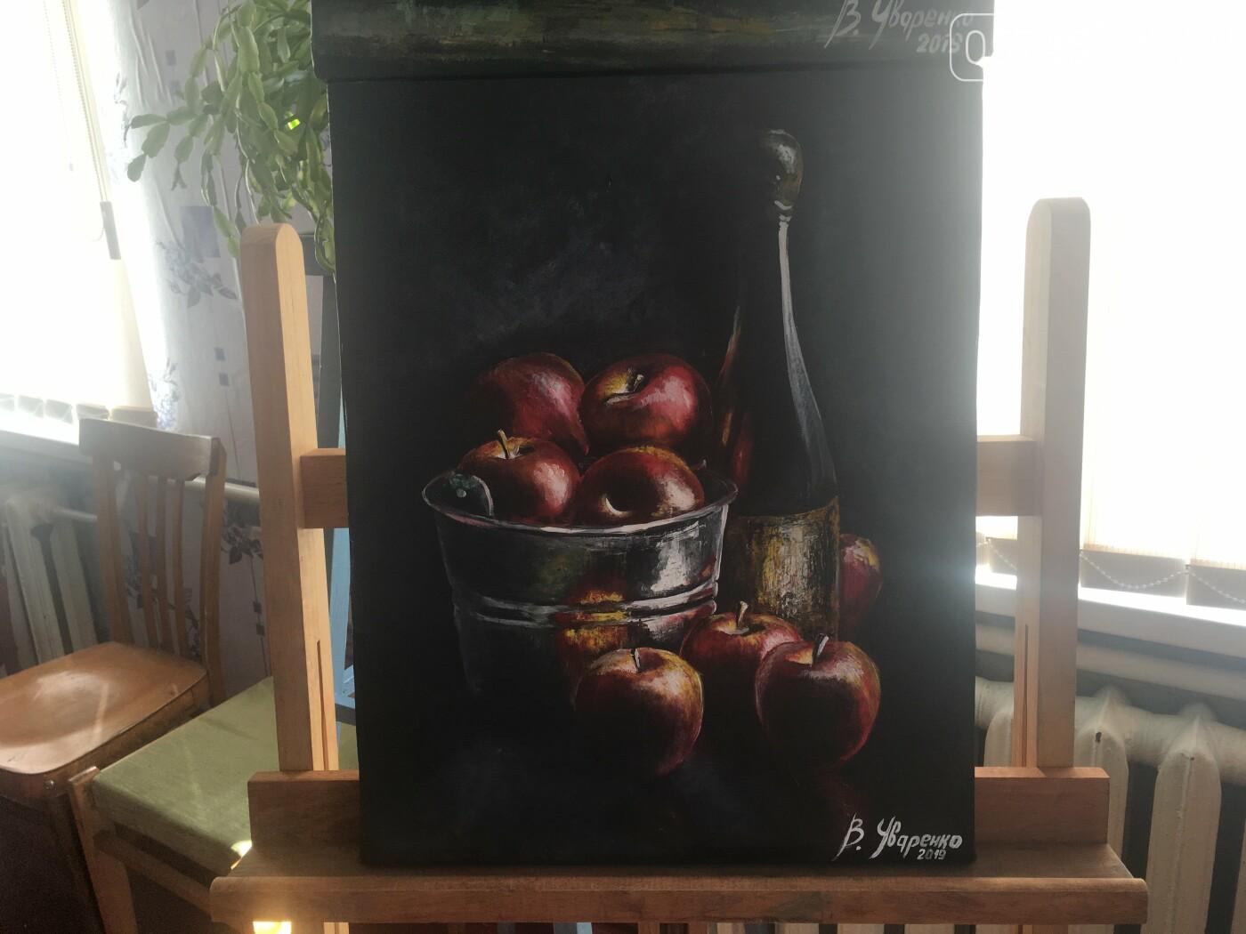 Награды и выставка: Лозовская детская художественная школа завершила учебный год, фото-40