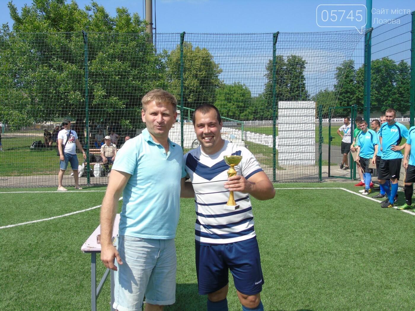 Финал Кубков Лиг по мини-футболу г. Лозовой, фото-5