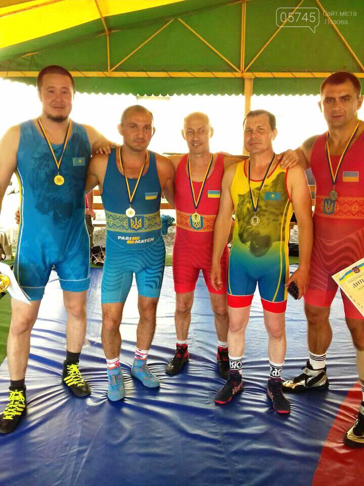 Лозовской тренер Аркадий Илиметов победил во Всеукраинских играх ветеранов спорта, фото-2