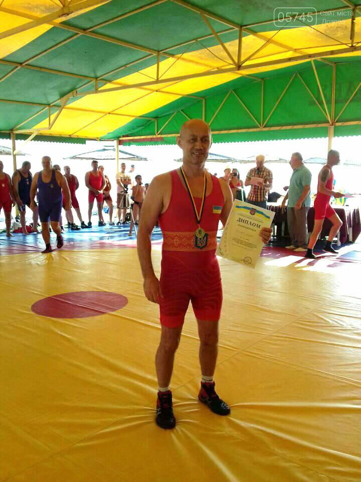 Лозовской тренер Аркадий Илиметов победил во Всеукраинских играх ветеранов спорта, фото-1
