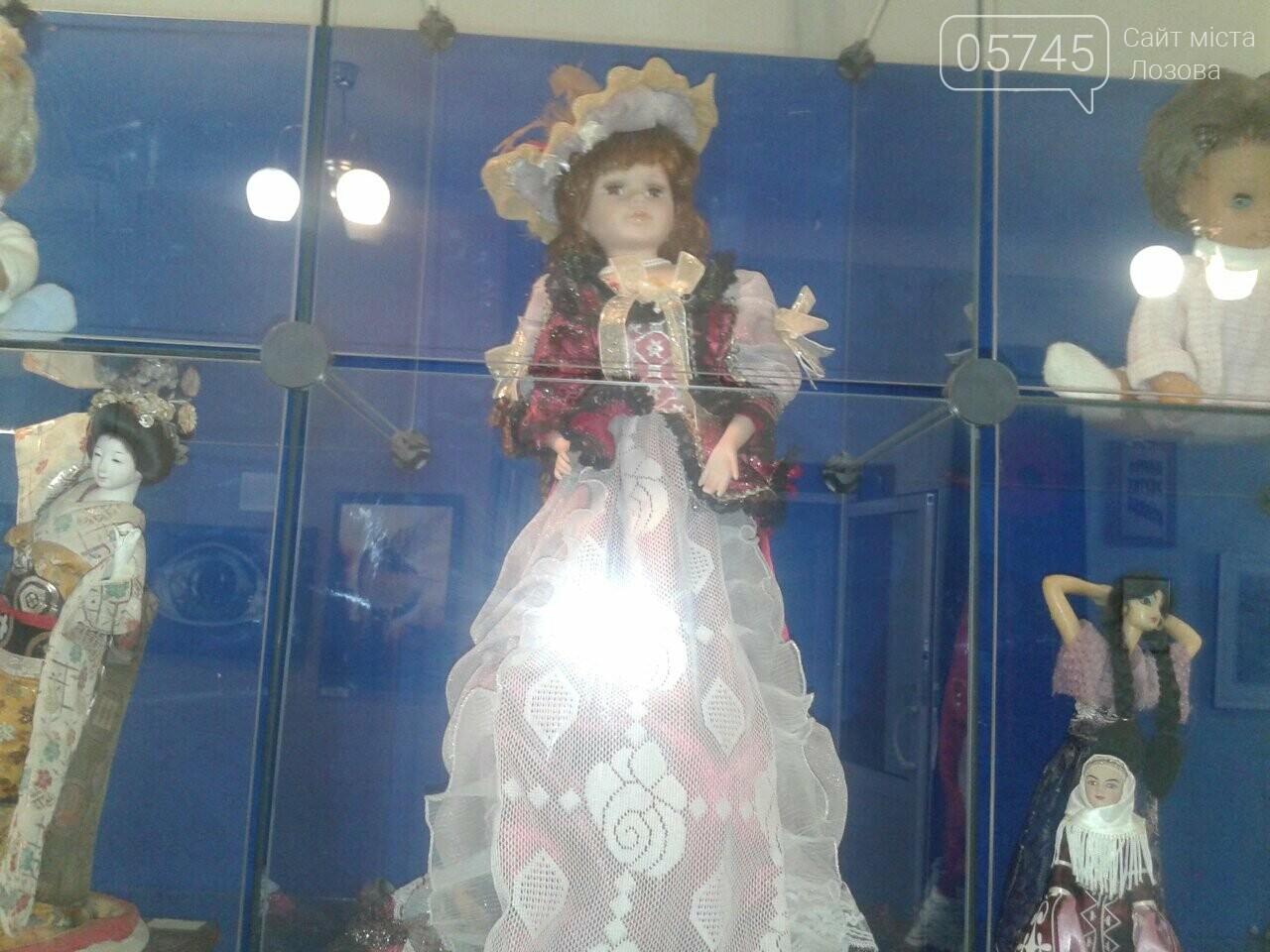 В Лозовском музее проходит выставка раритетных игрушек, фото-3