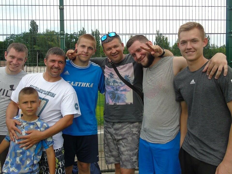 Финал Кубка Ю.Видара по мини-футболу г. Лозовой  , фото-4