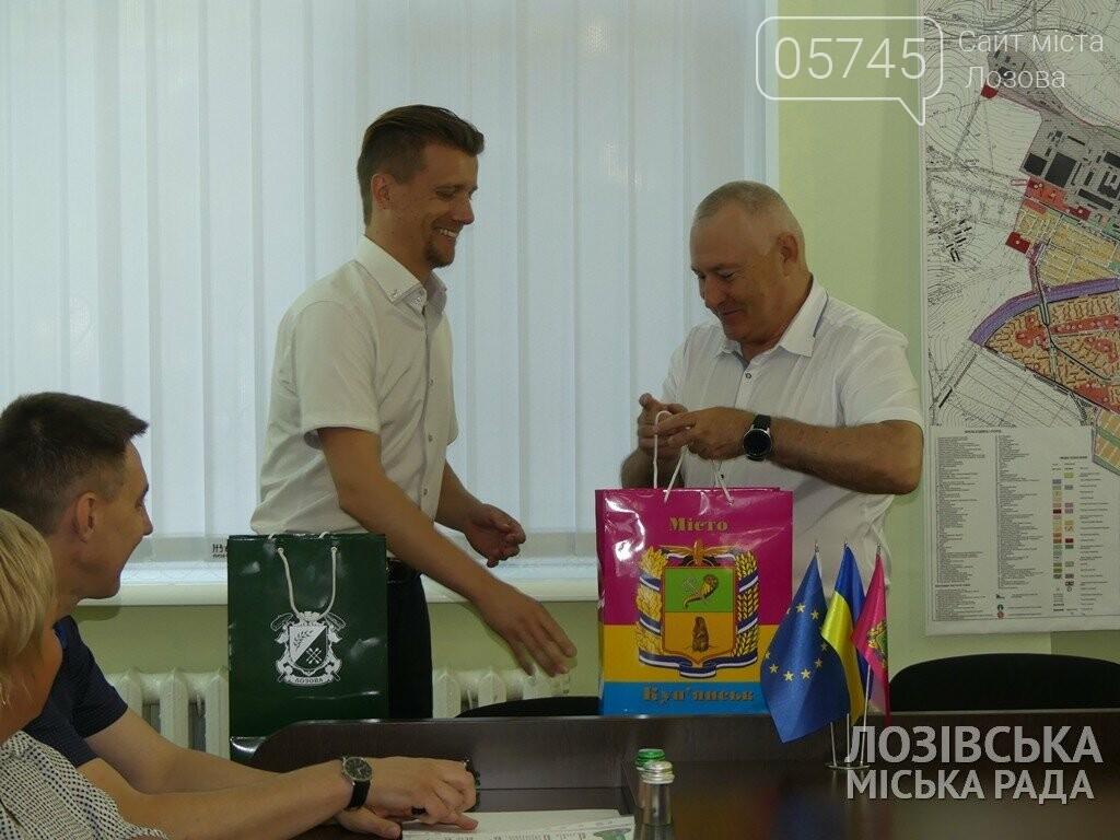 В области учатся опыту создания ОТГ. В Лозовую приезжали представители Купянска. , фото-3