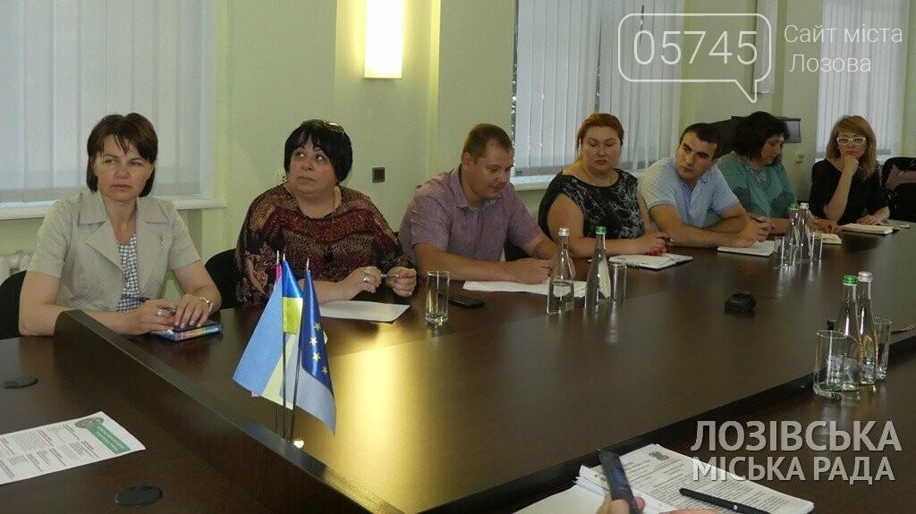 В области учатся опыту создания ОТГ. В Лозовую приезжали представители Купянска. , фото-4