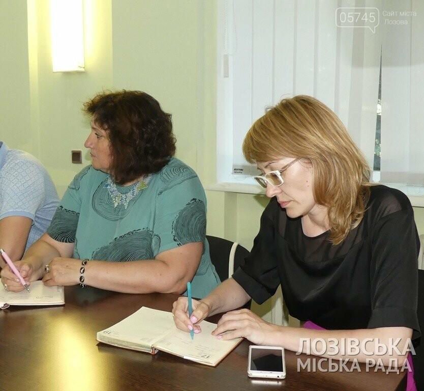 В области учатся опыту создания ОТГ. В Лозовую приезжали представители Купянска. , фото-5