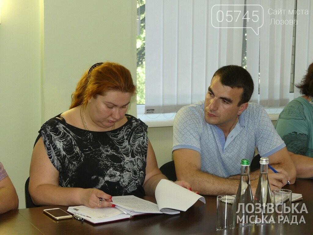 В области учатся опыту создания ОТГ. В Лозовую приезжали представители Купянска. , фото-6