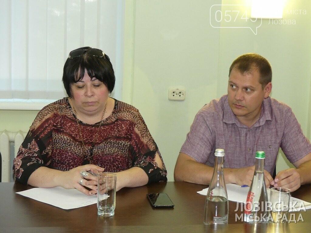 В области учатся опыту создания ОТГ. В Лозовую приезжали представители Купянска. , фото-7