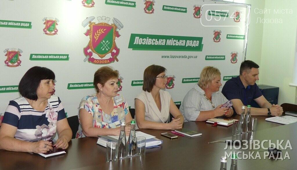 В области учатся опыту создания ОТГ. В Лозовую приезжали представители Купянска. , фото-8