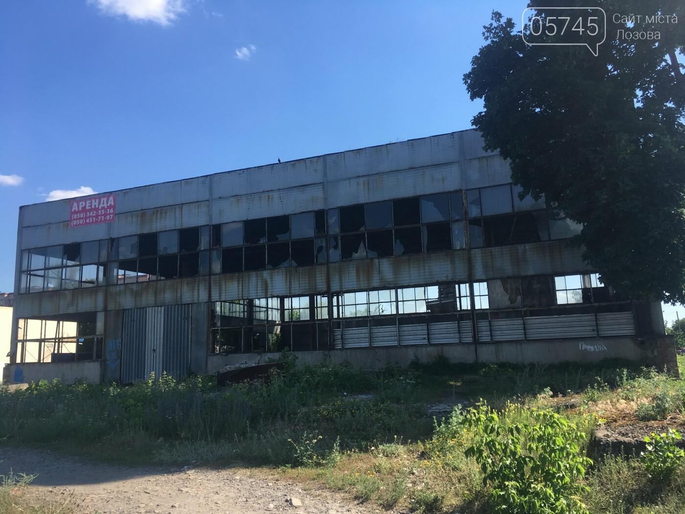 В Лозовой решили продать землю под строительство торгового центра, фото-1