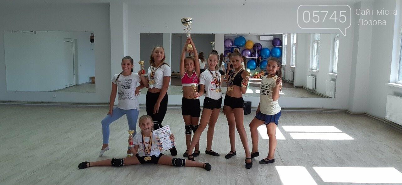 Лозовские танцоры завоевали Гран-при и 5 первых мест на конкурсе в Грузии, фото-3