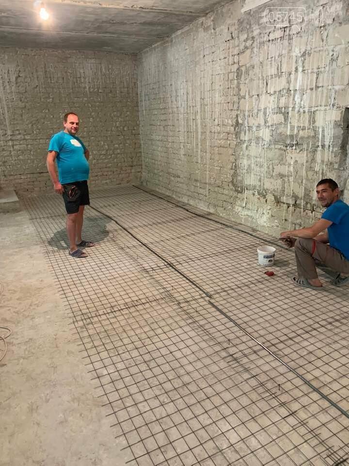 В Лозовой оборудуют новый зал для занятий по тайскому боксу, фото-4