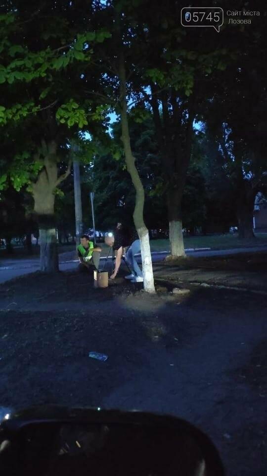 В Лозовой начали рисовать мурал , фото-3