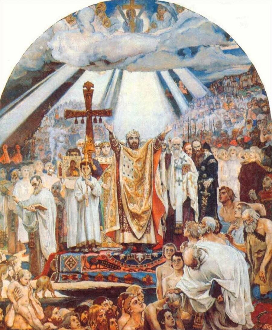 В Украине празднуют День Крещения Руси, фото-4