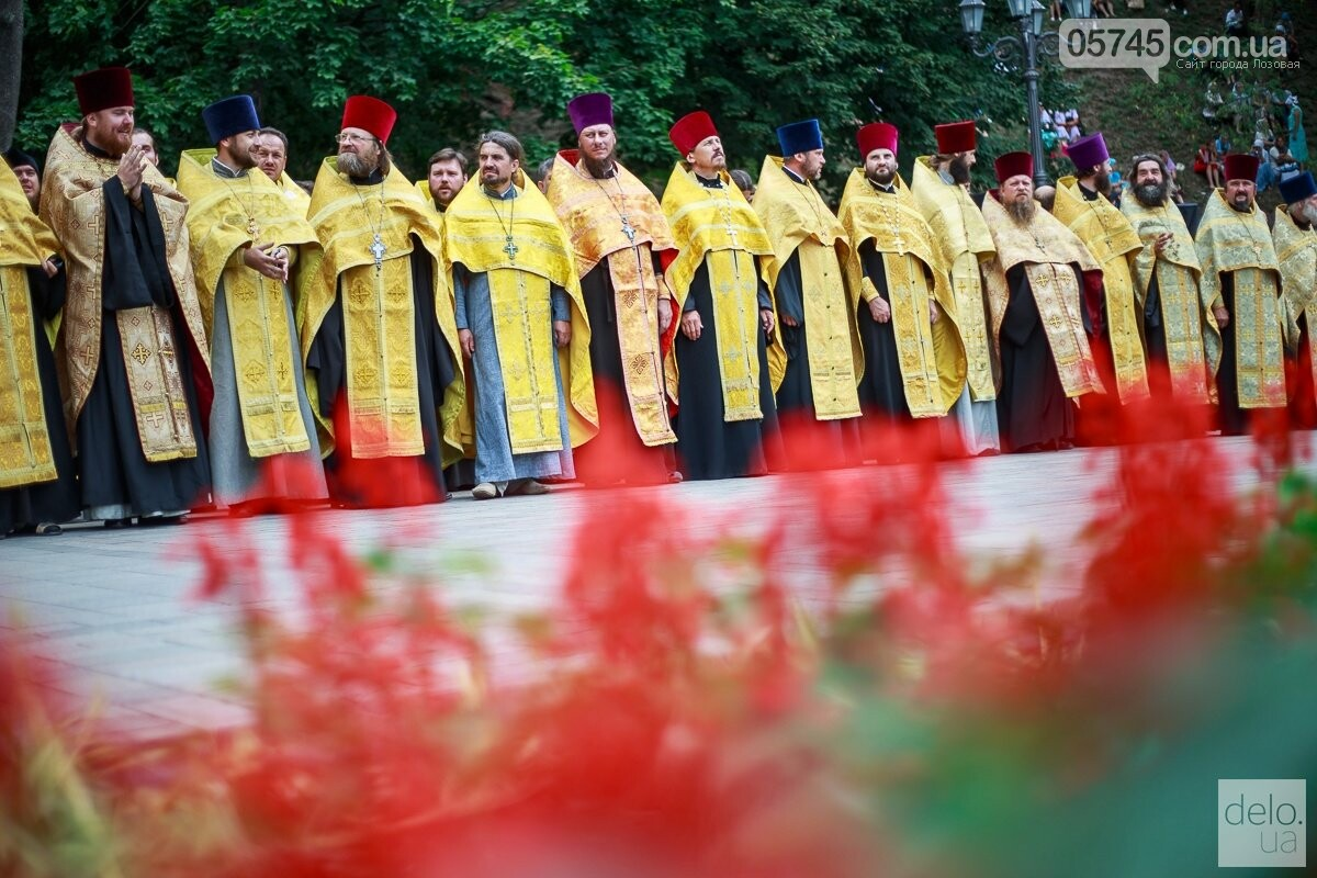 В Украине празднуют День Крещения Руси, фото-8