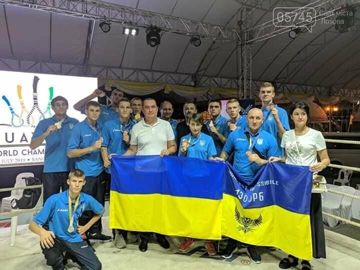 Лозовчанин Василий Сорокин завоевал бронзовую медаль на Чемпионате мира по муай-тай, фото-1