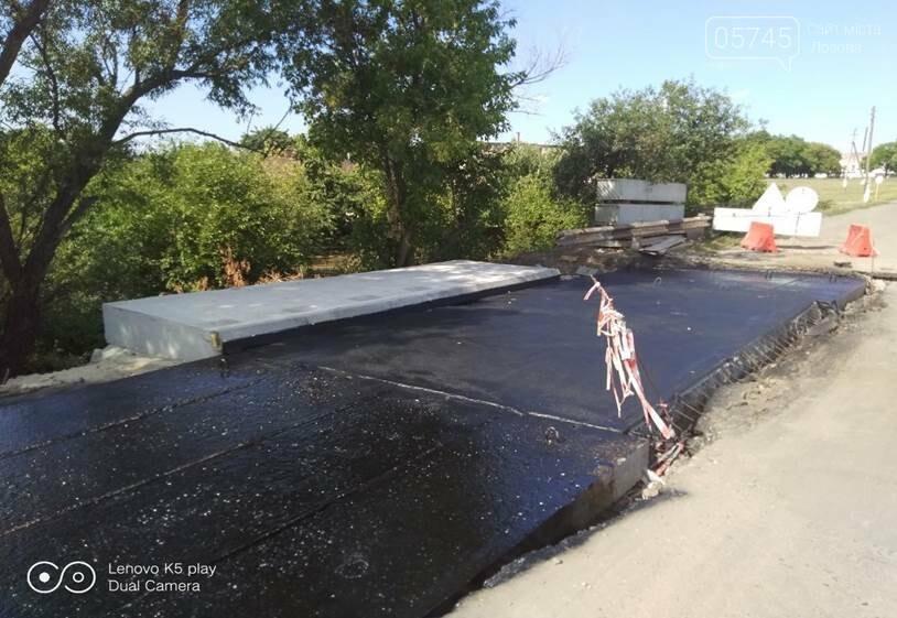 На Лозовщине продолжается ремонт мостов. Укрепляют опоры и пролетные сооружения, фото-4