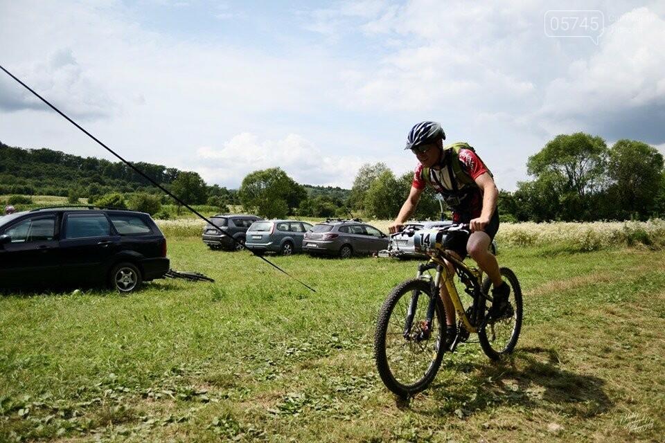 Лозовчане приняли участие в велосоревнованиях по кросс-кантри, фото-1