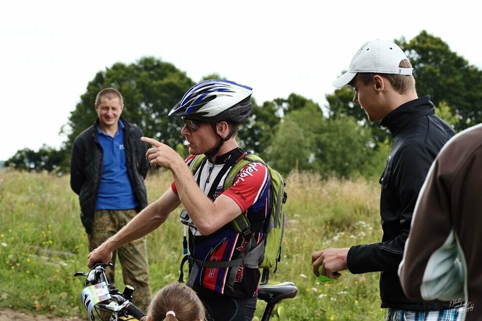 Лозовчане приняли участие в велосоревнованиях по кросс-кантри, фото-2