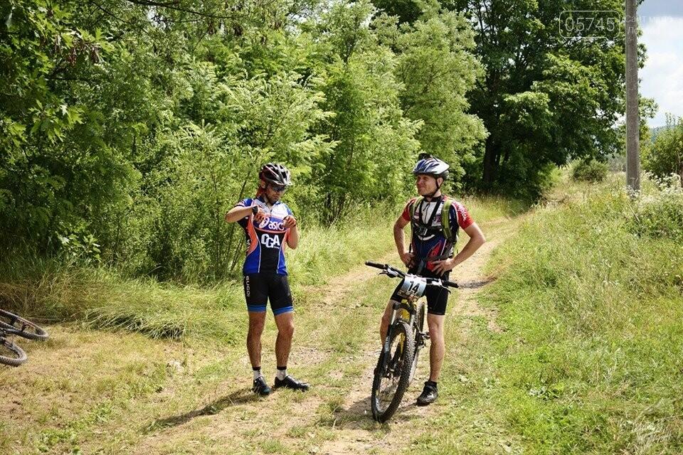 Лозовчане приняли участие в велосоревнованиях по кросс-кантри, фото-3