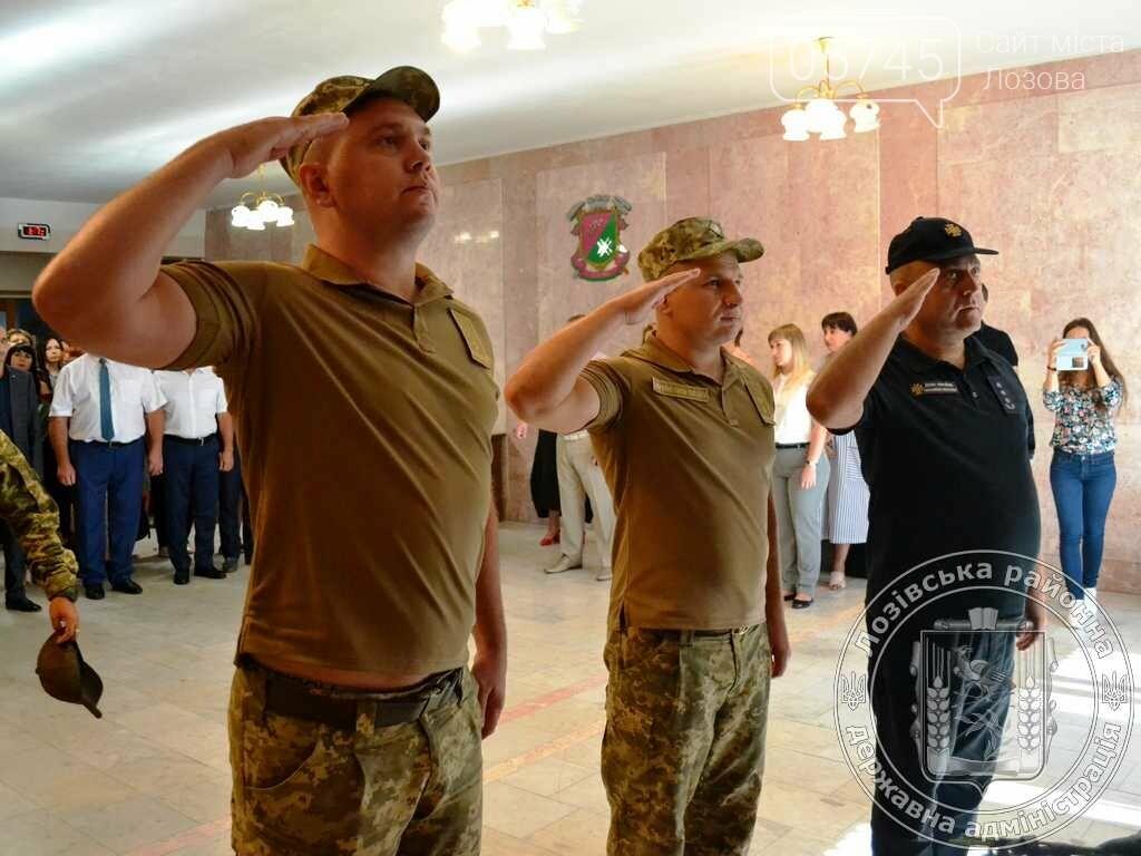 Лозовчане почтили память воинов, погибших в зоне проведения ООС, фото-3