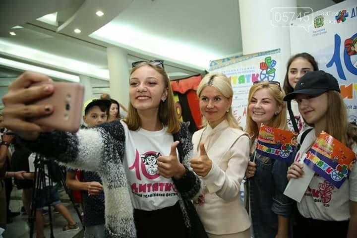 Юная лозовчанка, победительница множества медиаконкурсов, приглашает в Школу успеха, фото-3