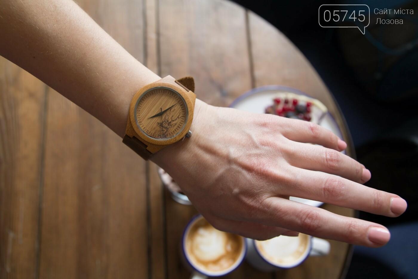 Модные, оригинальные, современные часы. Лучший подарок к 14 октября!, фото-6