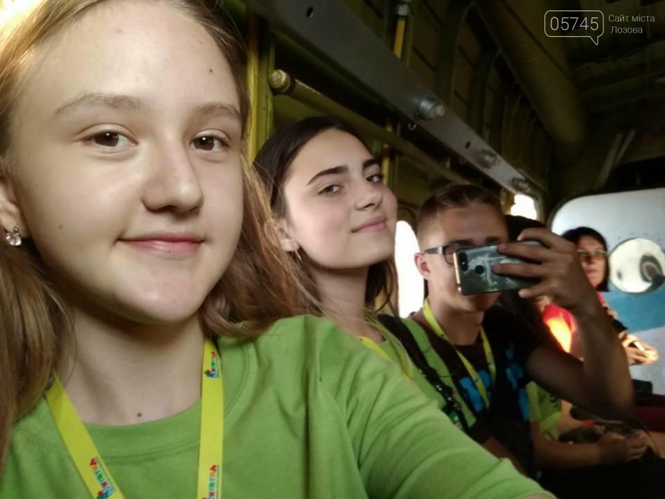 Море эмоций и творческих идей. Юные медийщики Лозовой вернулись с фестиваля Дитятко , фото-3