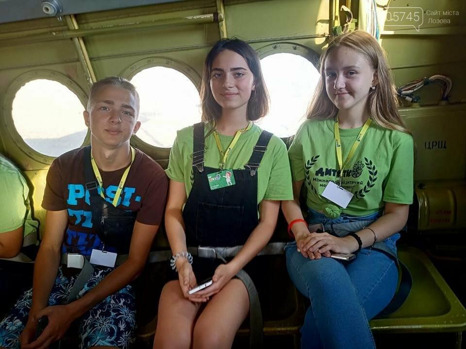Море эмоций и творческих идей. Юные медийщики Лозовой вернулись с фестиваля Дитятко , фото-2