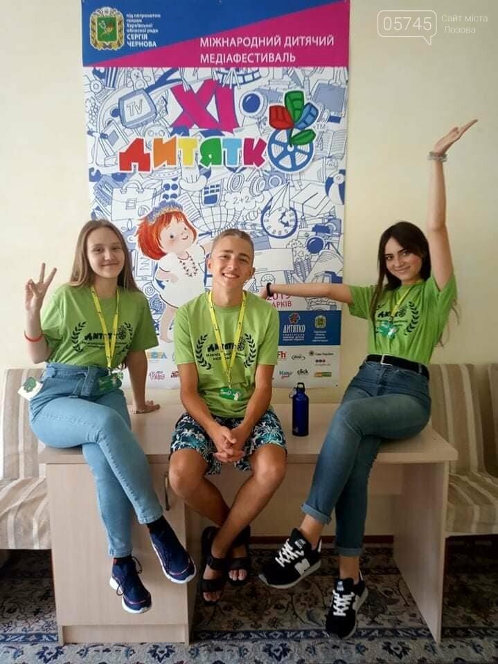 Море эмоций и творческих идей. Юные медийщики Лозовой вернулись с фестиваля Дитятко , фото-1