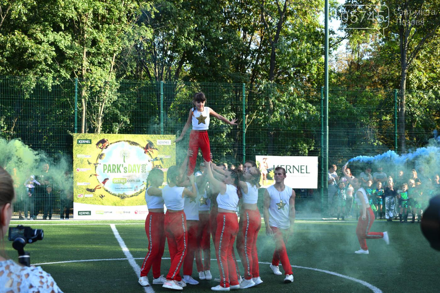 """Море драйва и зрелищ! В Лозовой состоялся первый спортивно-развлекательный фестиваль """"Park's Day"""", фото-11"""