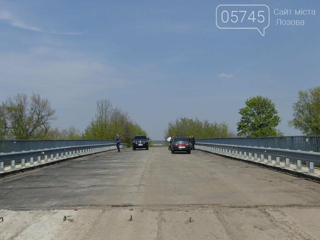 Вблизи Лозовой до конца года отремонтируют мост, фото-1