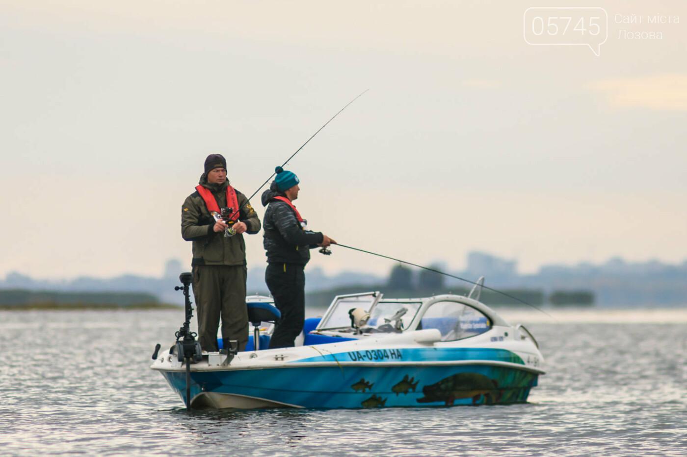 Рыболовы-спортсмены Лозовой заняли призовое место на Кубке Украины по ловле хищной рыбы, фото-10