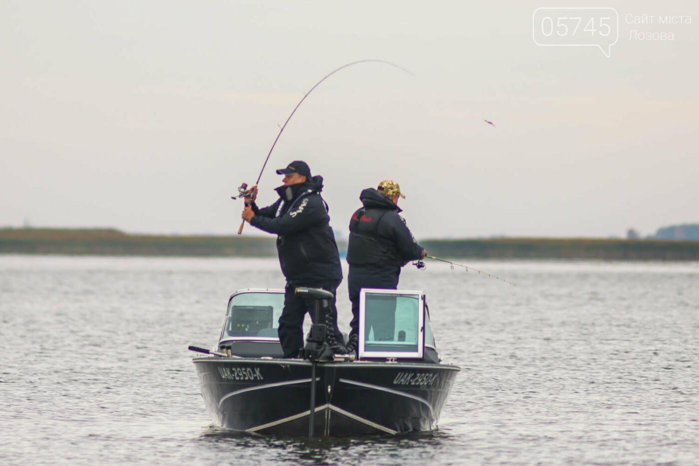 Рыболовы-спортсмены Лозовой заняли призовое место на Кубке Украины по ловле хищной рыбы, фото-11