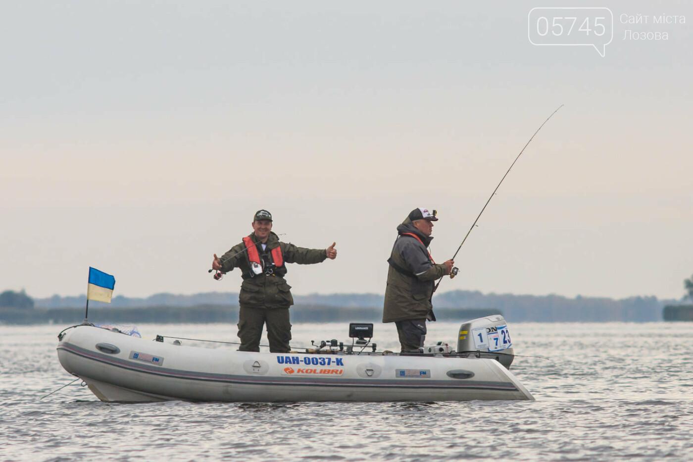 Рыболовы-спортсмены Лозовой заняли призовое место на Кубке Украины по ловле хищной рыбы, фото-12