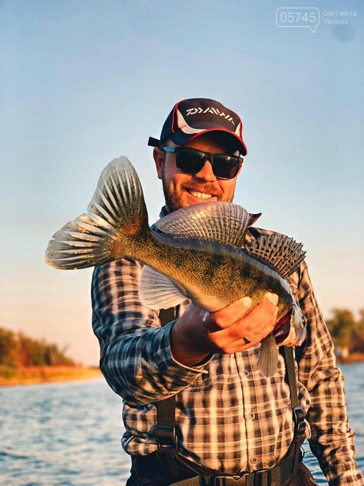 Рыболовы-спортсмены Лозовой заняли призовое место на Кубке Украины по ловле хищной рыбы, фото-8