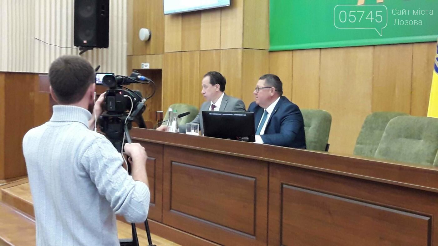 В Лозовском горсовете обеспокоены «формулой Штайнмайера» и готовят обращение в областной совет , фото-2