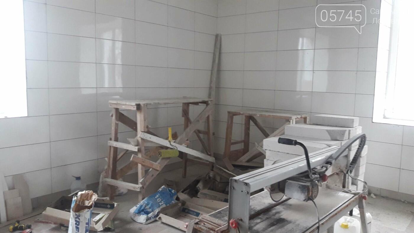 В лозовской ЦРБ капитально ремонтируют отделения.  На работы направленны миллионы гривен., фото-7