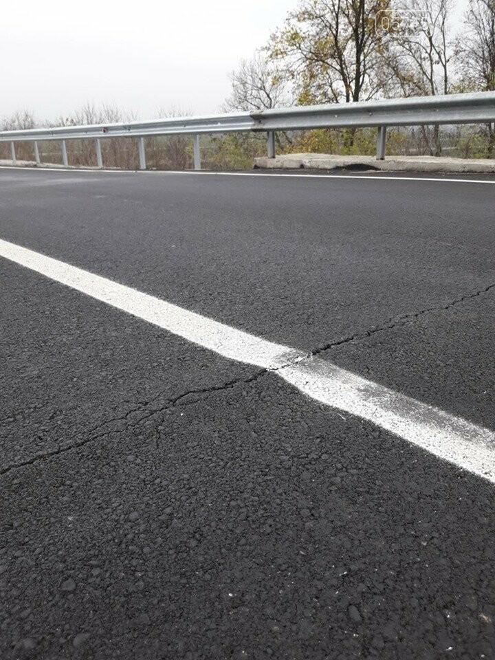 """Лозовчане обеспокоены качеством дорожного покрытия на трассе """"Лозовая-Панютино-Хлебное"""", фото-4"""