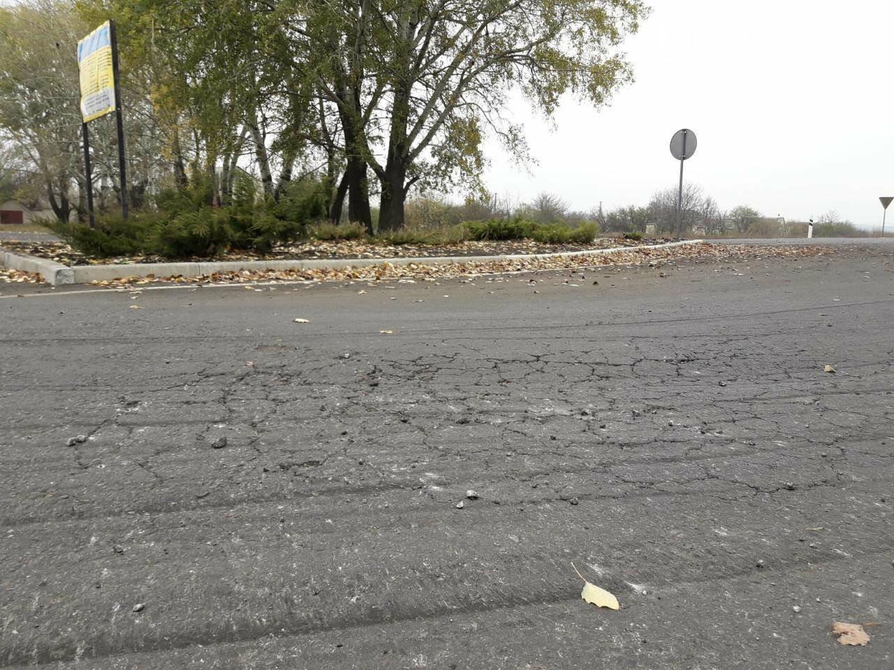 """Лозовчане обеспокоены качеством дорожного покрытия на трассе """"Лозовая-Панютино-Хлебное"""", фото-2"""
