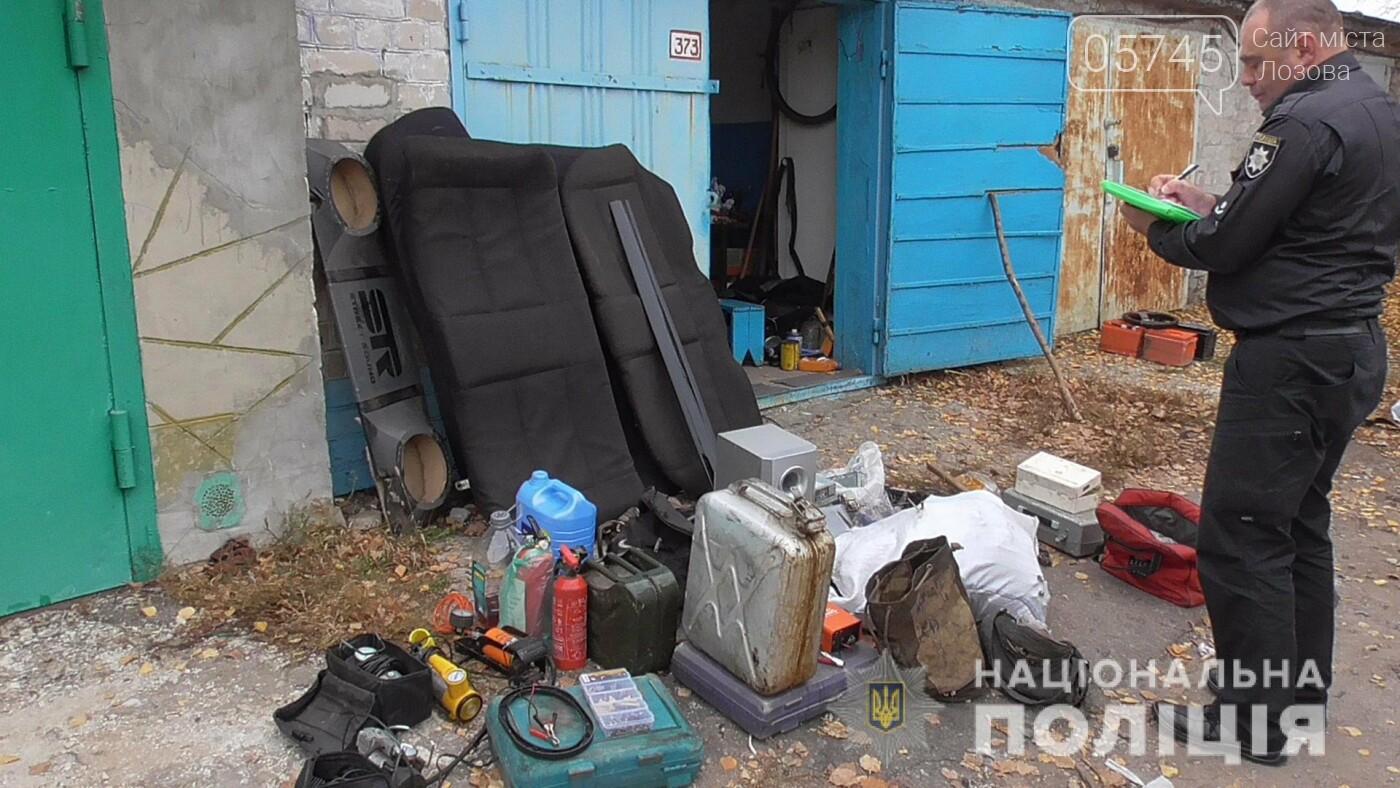 Лозовская полиция задержала преступную группу, которая орудовала в 2 районах, фото-2