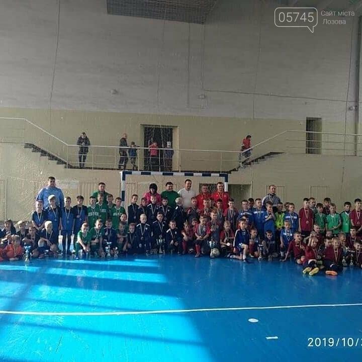 Футбольная команда лозовской «Юности» приняла участие в Кубке Украины по футзалу, фото-1