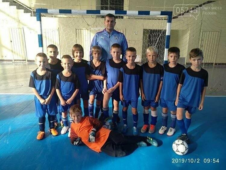 Футбольная команда лозовской «Юности» приняла участие в Кубке Украины по футзалу, фото-3