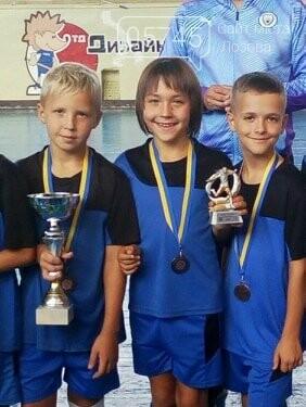 Футбольная команда лозовской «Юности» приняла участие в Кубке Украины по футзалу, фото-4